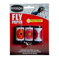 See more information about the Nippon Fly Papers 3 Pack