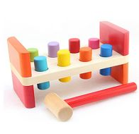 See more information about the Games Hub Hammer Bench Kids Toy