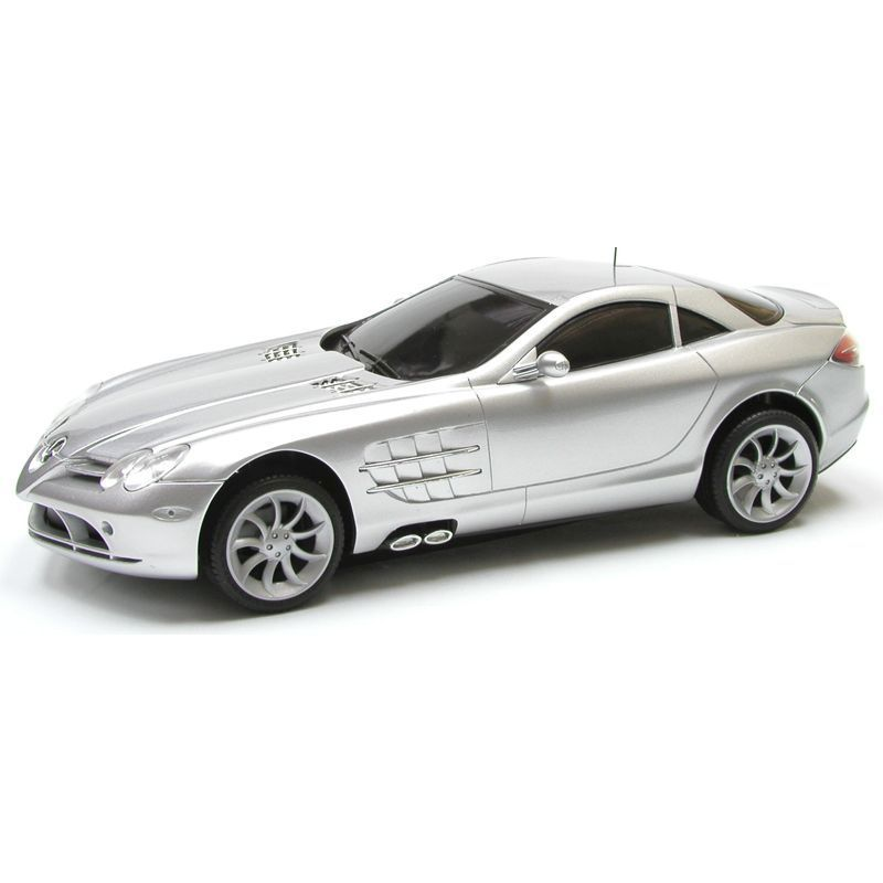 Remote control car mercedes benz slr mclaren 116 buy for Remote control mercedes benz