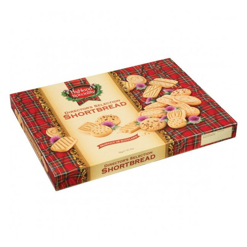 Highland Speciality Director's Selection Shortbread 1kg