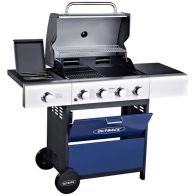 See more information about the Meteor 4 Burner Gas BBQ