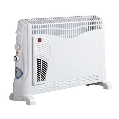 Image of Daewoo Convector 2000 Watt Radiator Heater With Timer & Thermostat