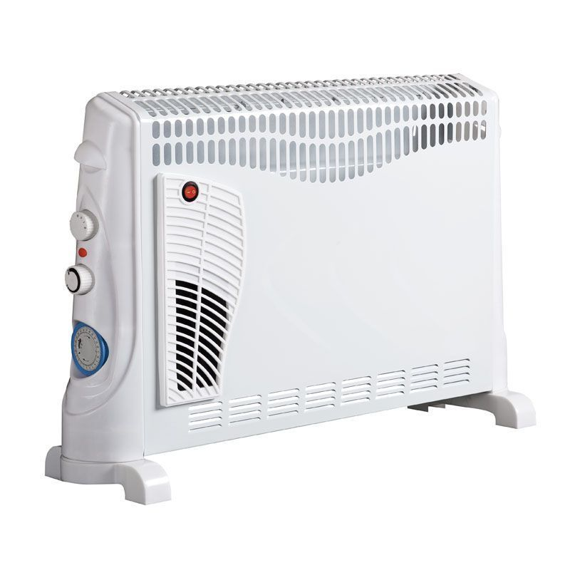 Daewoo Convector 2000 Watt Radiator Heater With Timer & Thermostat