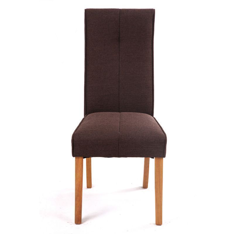 Chocolate Brown Dining Chair