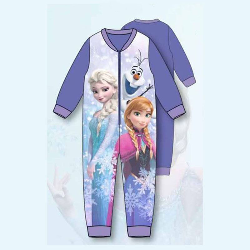 Kids Frozen Onesie 6-7 yrs