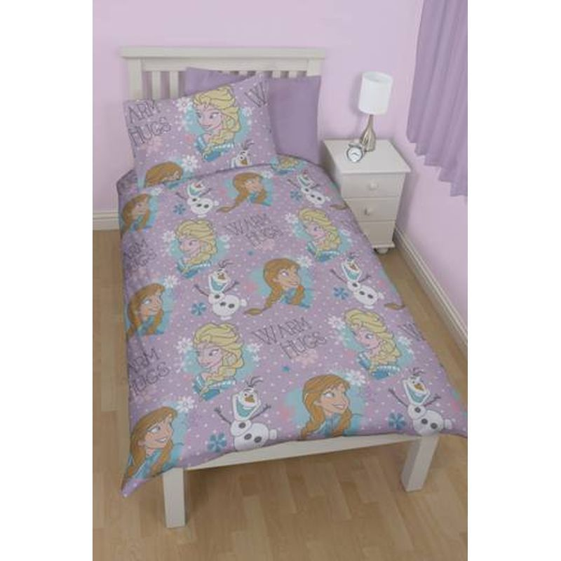 Disney Frozen Single Duvet Cover Set
