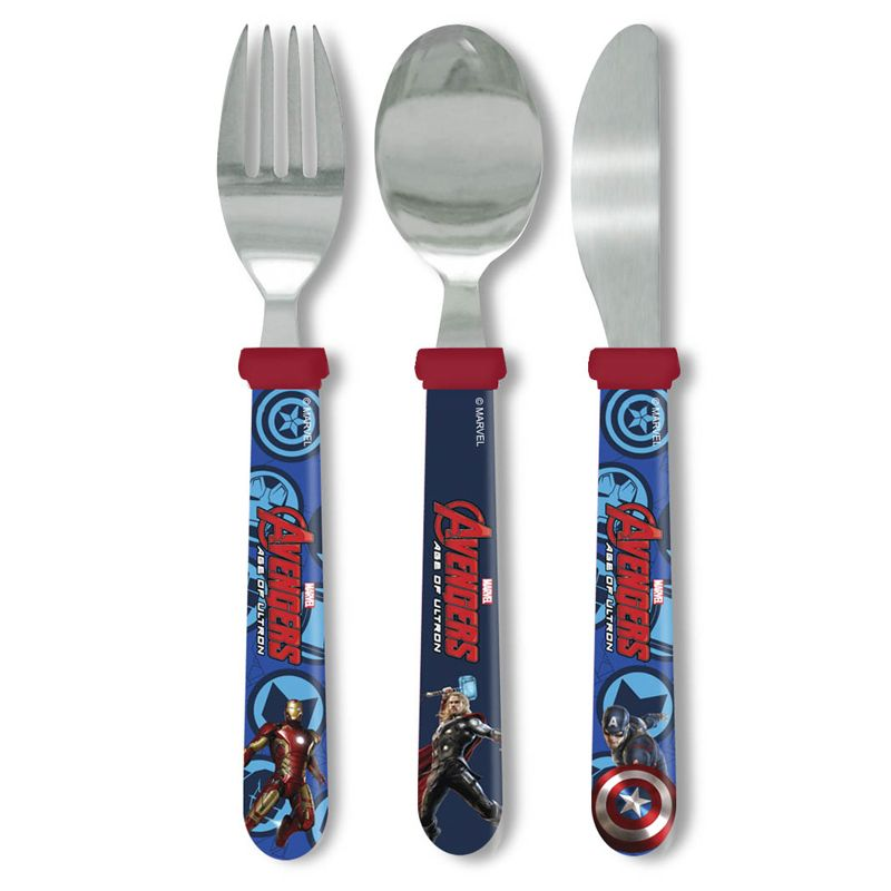Avengers Age Of Ultron Cutlery Set