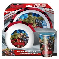 See more information about the Avengers Age Of Ultron Dinner Set