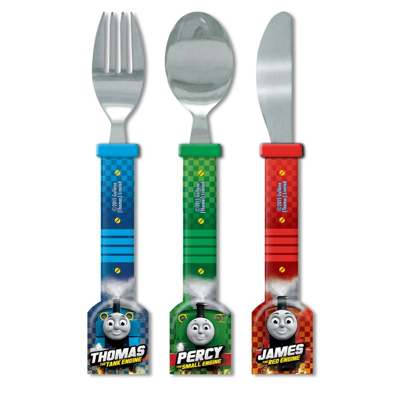 Thomas 3 Piece Cutlery Set
