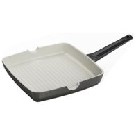 See more information about the Brennan Atkinson Square Griddle Pan (28 X 28 cm)