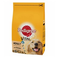 See more information about the Pedigree Complete Dry Dog Food With Chicken 1kg