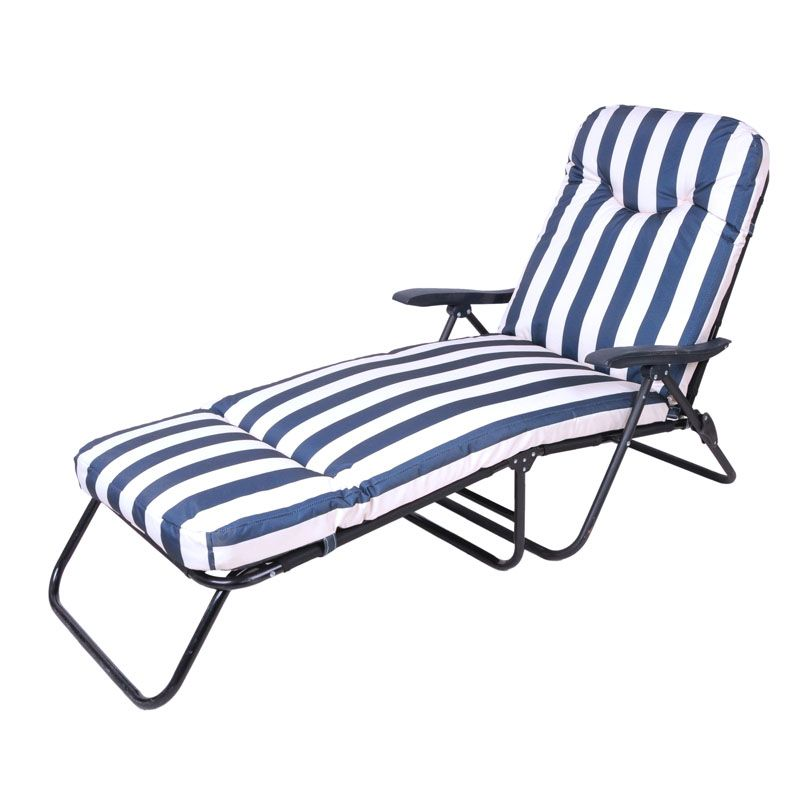 Somerford Luxury Padded Sunbed