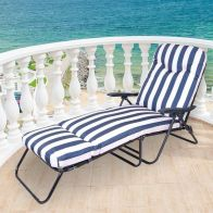 See more information about the Somerford Luxury Padded Sunbed Lounger
