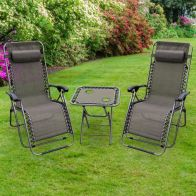 See more information about the Tolverne 3 Piece Gravity Recliner Set