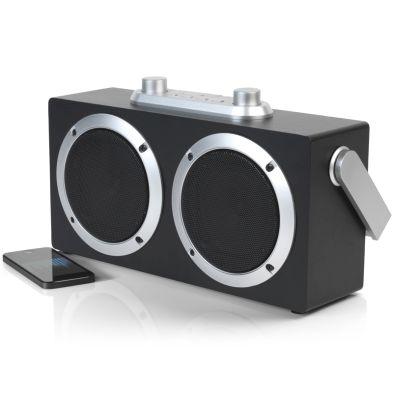 Intempo Bluetooth Retro Speaker (Black)