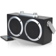 See more information about the Intempo Bluetooth Retro Speaker (Black)