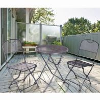 See more information about the Denford 3 Piece Bistro Set