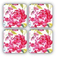 See more information about the Coasters Floral Romance Set 4