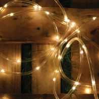See more information about the Solar Rope Light 5 Metre (Warm White)