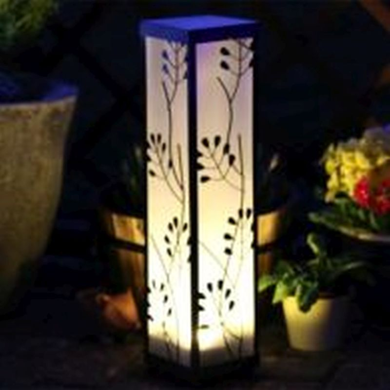 See more information about the Large Lantern Solar Light