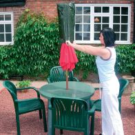 See more information about the Parasol Cover Weatherproof