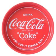 See more information about the Coca Cola Drinks Tray