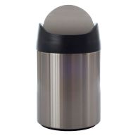 See more information about the 1.5L Stainless Steel Table Waste Bin