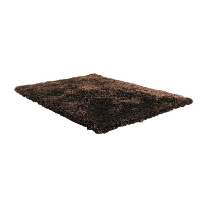 Rug Allure Super Shaggy Chocolate (120 x 170 cm)
