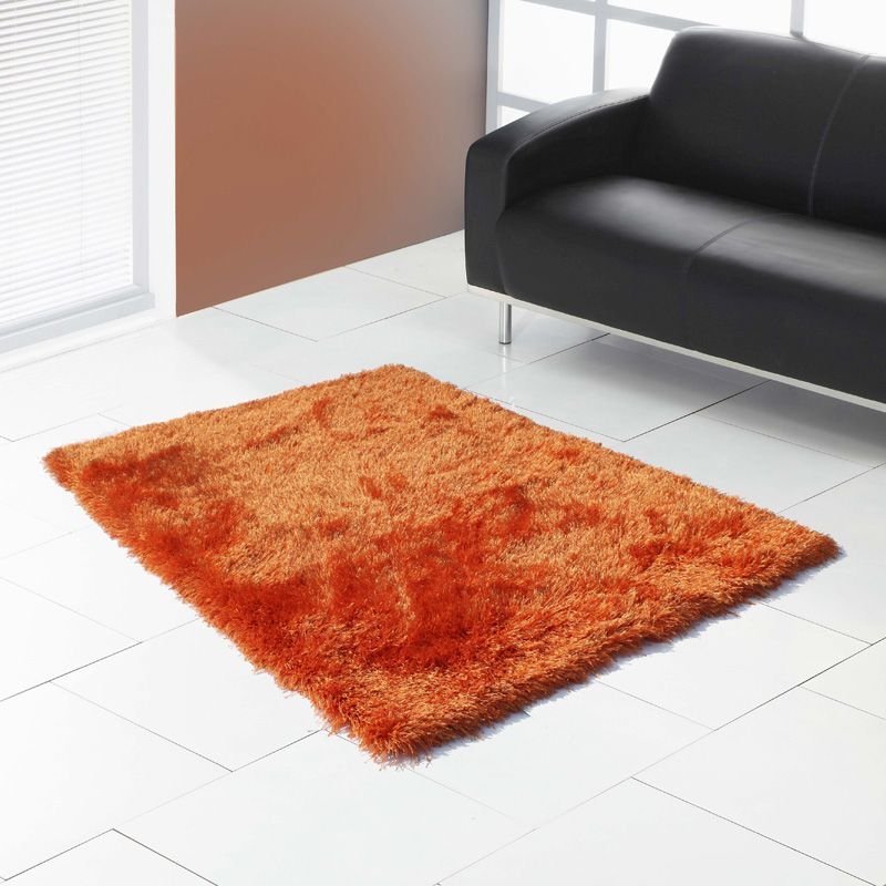 Rug Balotelli Plain Orange (120 x 170 cm)