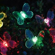See more information about the 10 Butterfly Solar Lights