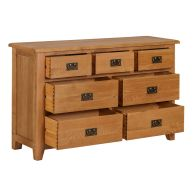 See more information about the Somerset 3+4 Wide Chest Of Drawers