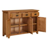 See more information about the Somerset 3+3 Drawer Sideboard Cupboard
