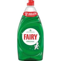 See more information about the Fairy Washing Up Liquid Original 780ml
