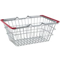 See more information about the Chrome Mini Shopping Basket