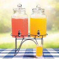 See more information about the Twin Glass Drink Dispensers 3.8L