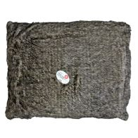 See more information about the Pet Mattress Bed  98x77cm Faux Fur - Brown