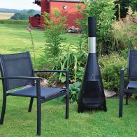 See more information about the Small Tower Chiminea