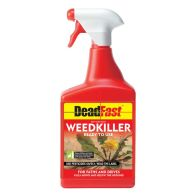 See more information about the DeadFast Ready To Use Path & Patio Weedkiller (1 Litre)