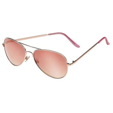 Foster Grant Dolly Rose Aviator Style Sunglasses