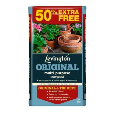 50l 50 Free Levington Original Multi Purpose Compost