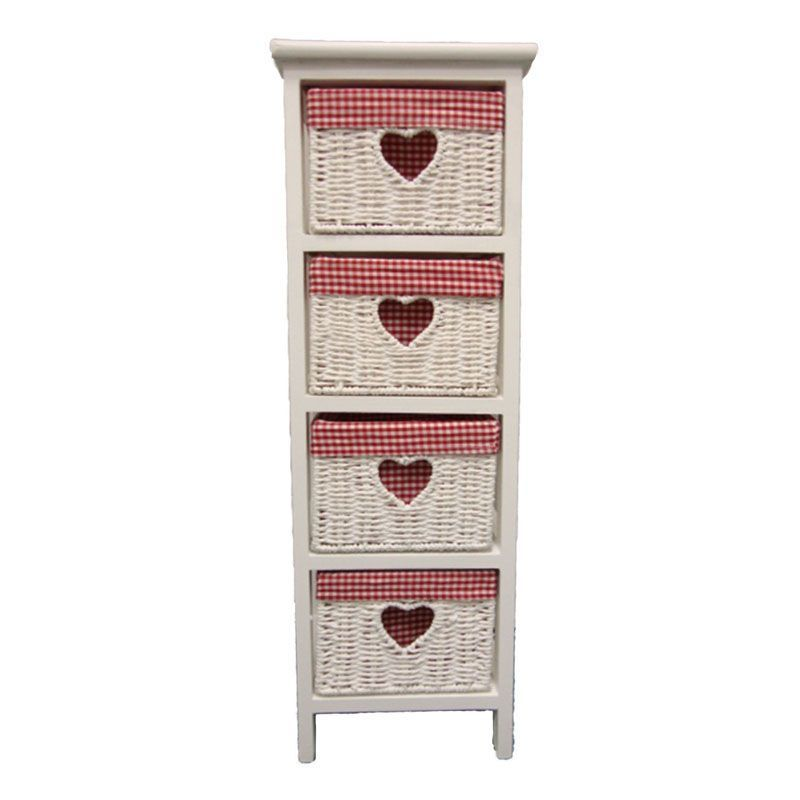 Rosie 4 Chest Of Drawers