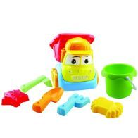 See more information about the Sand Truck Beach Toy Set