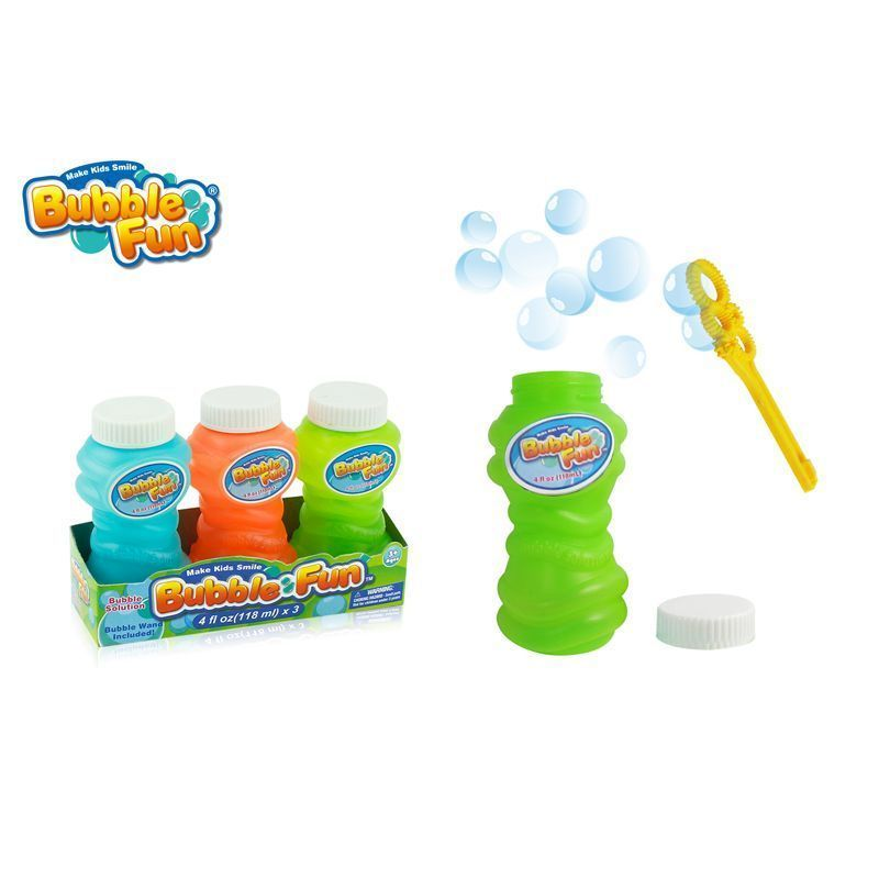 Bubble Water Set 3 Pack