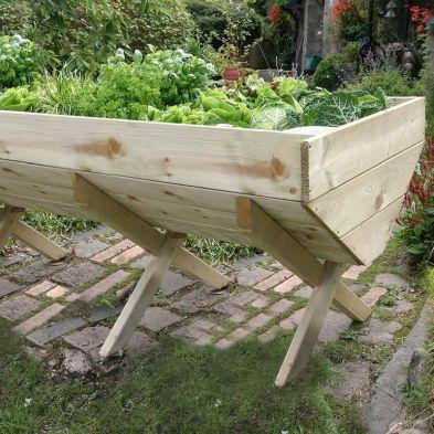 Vegetable Bed 2 Metre