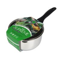 See more information about the Stainless Steel Milk Pan (16cm)