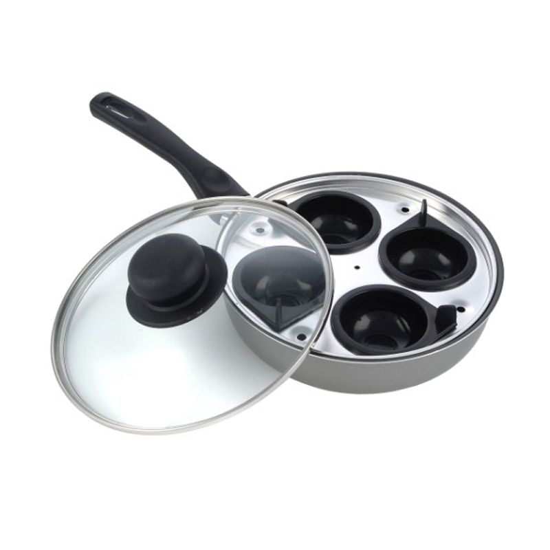 4 Cup Egg Poacher Non Stick (20cm)