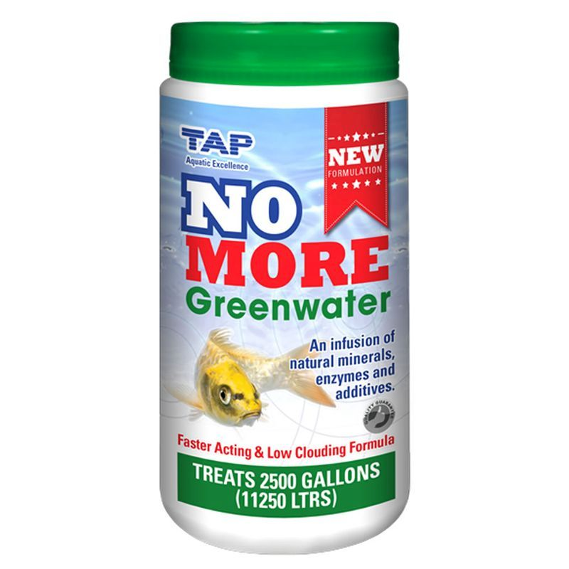 No More Greenwater (1kg)
