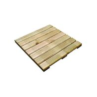 See more information about the Decking Tile (Pack Of 4)