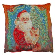 See more information about the Festive Christmas Cushions - Father Christmas