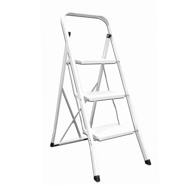Tool Tech 3 Step Home DIY Ladder